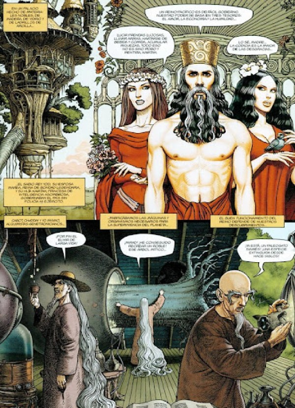 Megalex  - scan by Brutus04 #3 - página 39