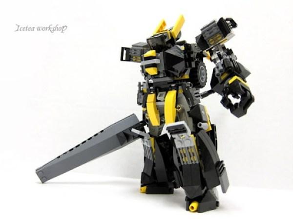Transformer LEGO