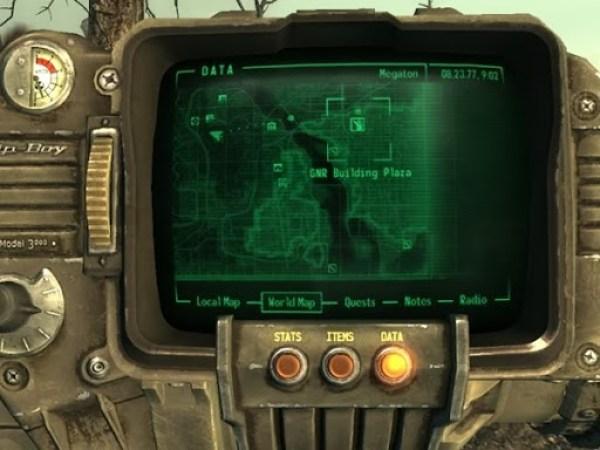 Fallout 3 Radio Galaxia