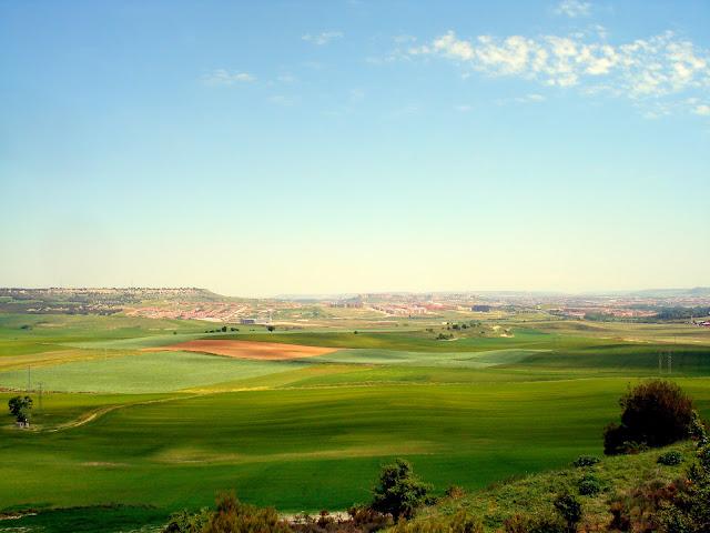 Tierra de campos, Valladolid.