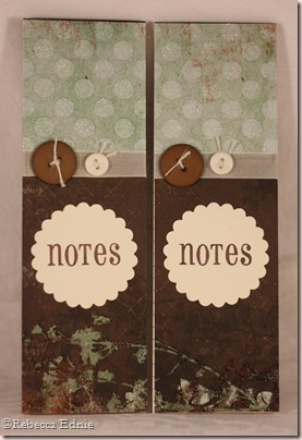 notes-glitter paper