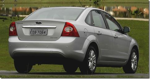 Ford Motor BrasilNovo Ford Focus 2009