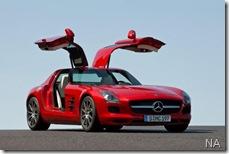 Mercedes SLS AMG5
