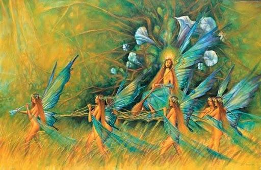 Resultado de imagen de danza de las hadas