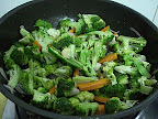 Brocoli carrot Salad