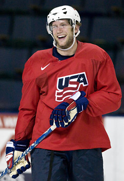 I dont know what it is about Backes, but he is my go-to Blues player!