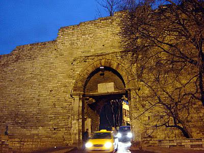 турция истанбул порта йедикул