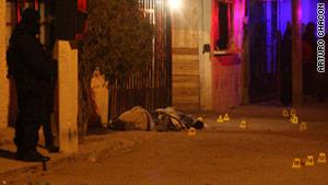 Juarez deaths