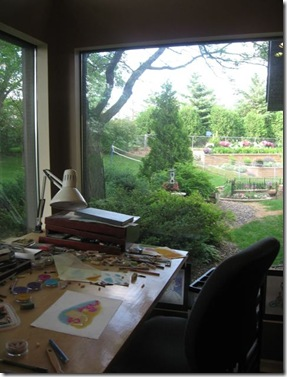 CH studio view