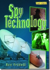 Spy Tech cover