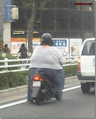 gorda scooter