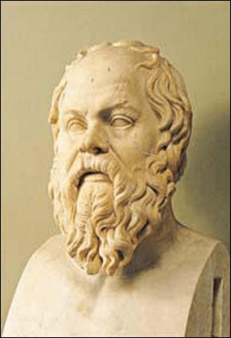 busto de Sócrates do Museu do Vaticano