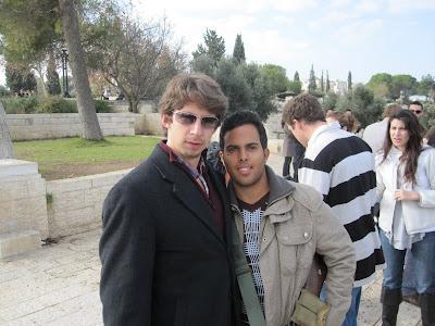 Me and Erez