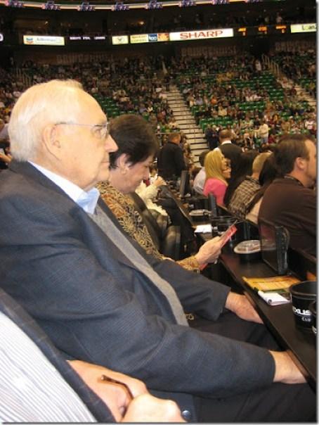 Elder L. Tom Perry Jazz Game