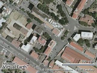 El barrio donde vivo en Florencia: Nóvoli