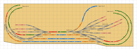 Baanplan niveau 1 versie 5