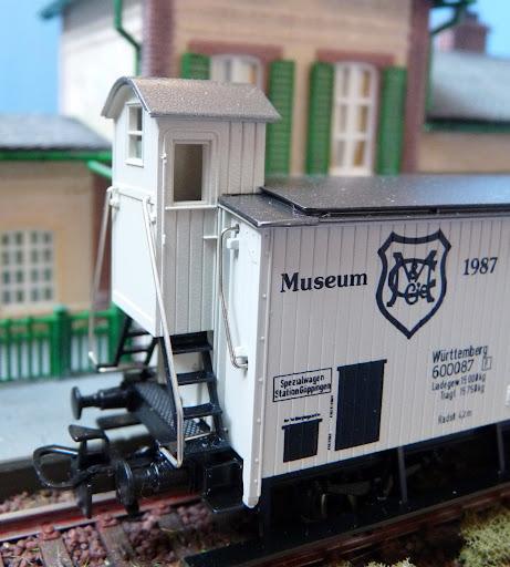 Museumwagen 1987