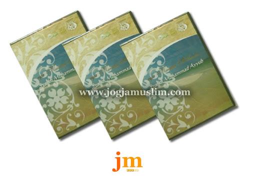 Jual Mp3 Murottal Al Qur'an Syaikh Muhammad Ayyub 30 Juz