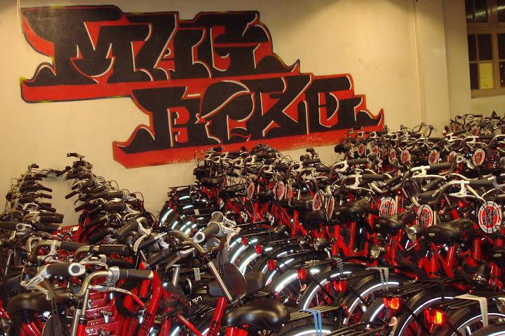 alquiler bicicletas Amsterdam