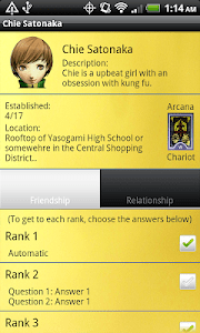 Persona 4G Helper screenshot 6
