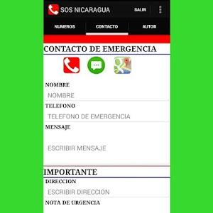 SOS NICARAGUA screenshot 5
