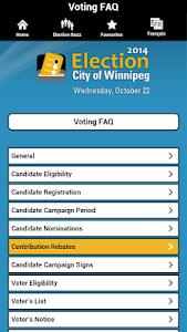 Winnipeg Elections screenshot 8