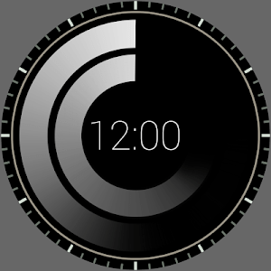 Orbits Watchface for Moto 360 screenshot 2