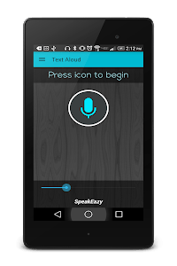 Text Voice SMS Reader Trial screenshot 6