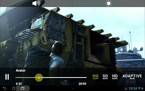 Video streaming DEMO screenshot 5