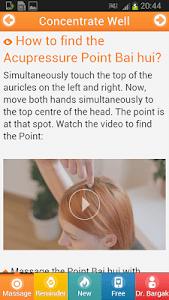 Effective Yoga - Acupressure. screenshot 1