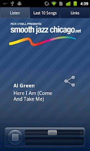 Smooth Jazz Chicago screenshot 0