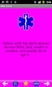 Med Facts screenshot 1