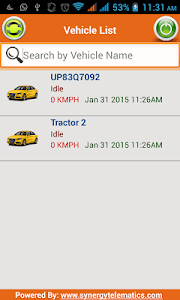 Track My Vehicle -VTS screenshot 0