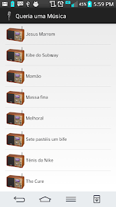 Alô, Queria pedir uma Música screenshot 2