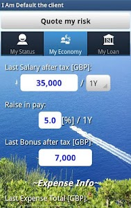 Risk Estimater by I Am Default screenshot 12