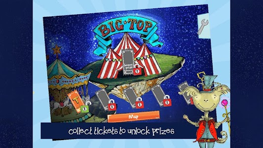 Zippep's Astro Circus screenshot 3