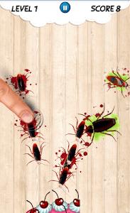 Cockroach smash Insect Crush screenshot 4