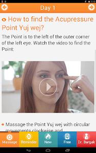 Acupresssure Against Migraine screenshot 8