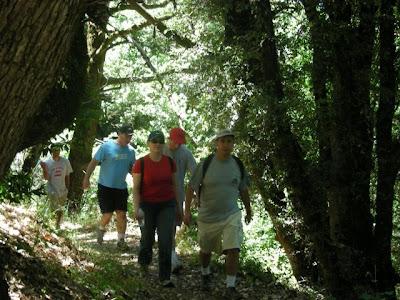 Jews' Next Dor Hiking