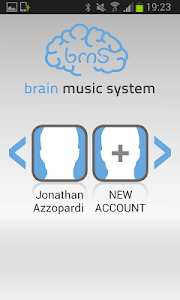 Brain Music System™ Mobile screenshot 1