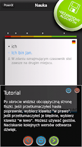 FISZKI Niemiecki Konwersacje screenshot 2