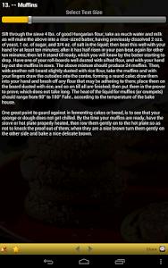 Bread & Biscuit Recipes screenshot 7