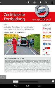 Fortbildung Rettungsdienst screenshot 6