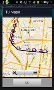 Metrobus MX screenshot 3