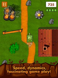 Clumsy Tanks screenshot 7