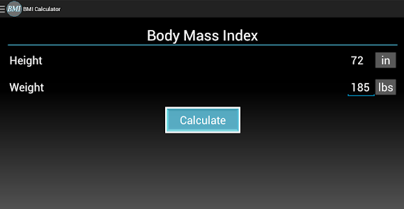 BMI Calculator screenshot 5