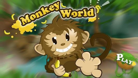 Monkey World screenshot 0