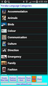 Speak/Write Yoruba Language screenshot 7