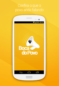 Boca do Povo - Política Brasil screenshot 0