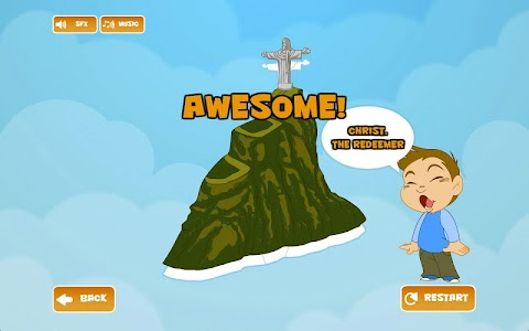Rio Shape-Puzzle screenshot 5